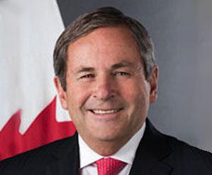 His Excellency David MacNaughton