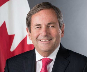 His Excellency David MacNaughton