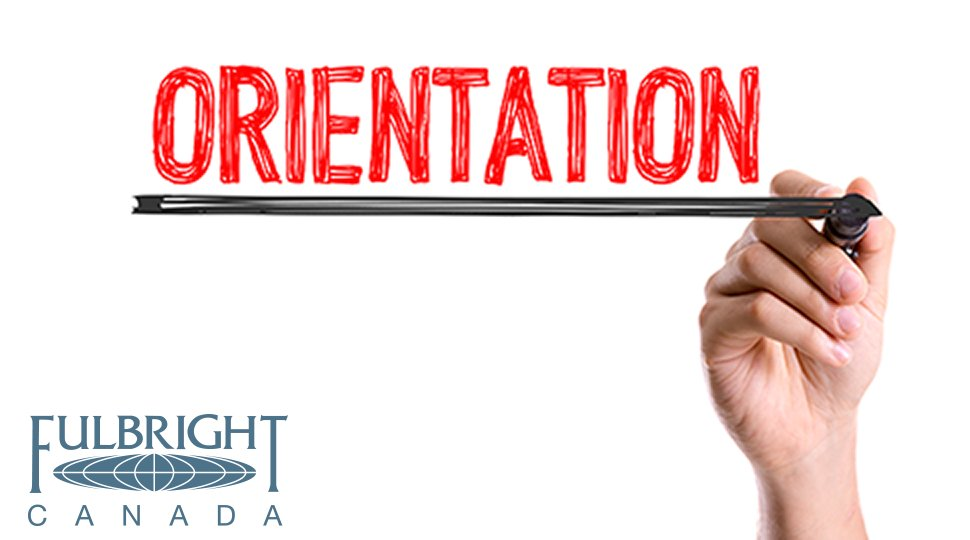 Fulbright Canada Fall Orientation 2017